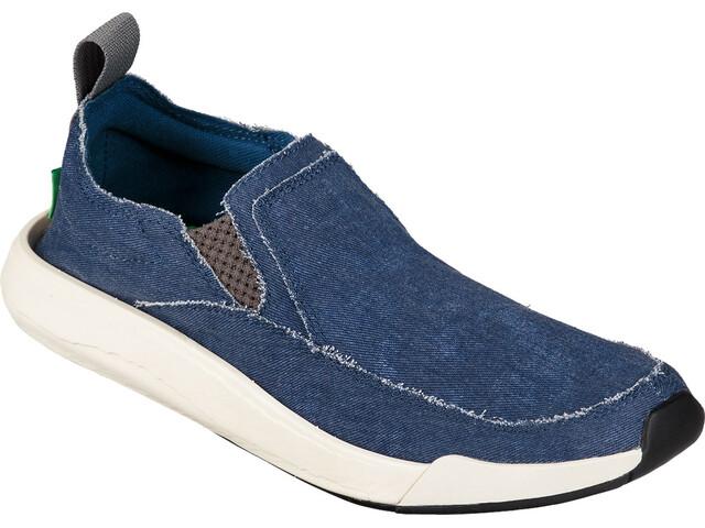 Sanük Chiba Quest Schoenen Heren blauw